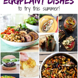 25 Gluten-free & Vegan Eggplant Dishes to Try This Summer