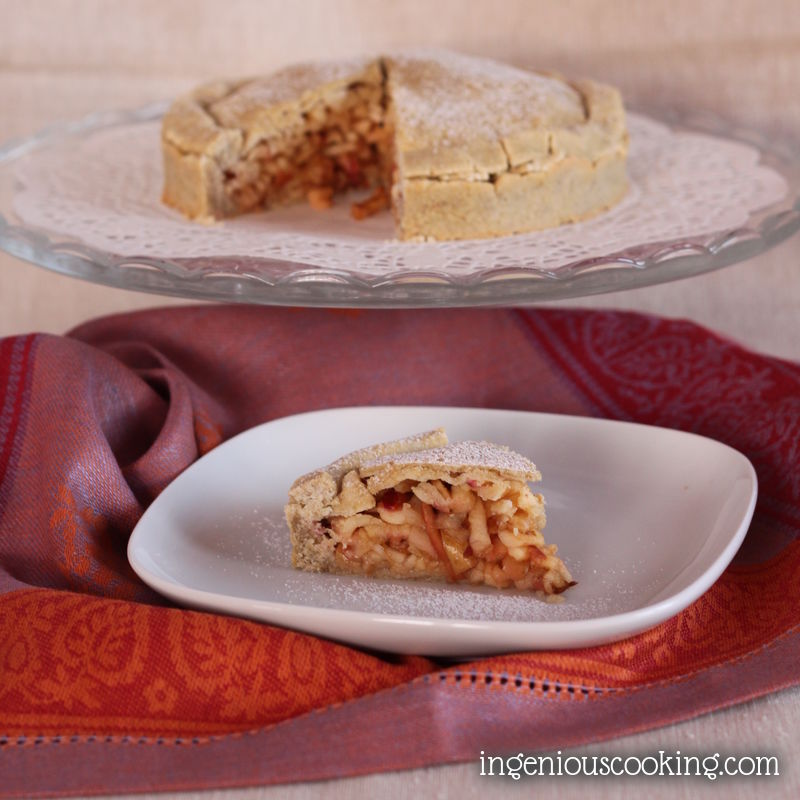 Easy as pie gluten-free, whole grain, vegan pie crust - Nora's ...
